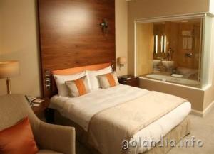 Комната отеля Okura в Амстердаме