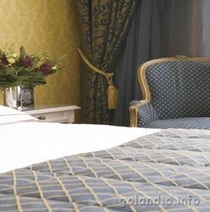 комната отеля King's Villa в Амстердаме