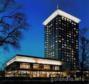 Отель Okura в Амстердаме