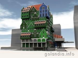 Отель Amsterdam Zaandam