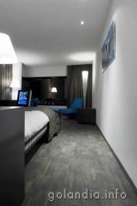 Номер отеля Rotterdam Centre