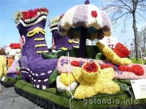 Парад цветов в Алсмере