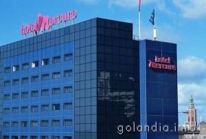 Отель Mercure Гаага