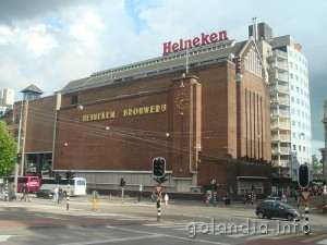 Музей Heineken в Амстердаме