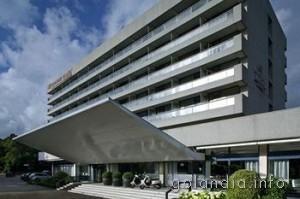Отель Crowne Plaza Гаага