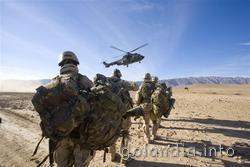 Вывод нидерландских войск их Афганистана