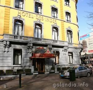 Отель Des Indes Гаага