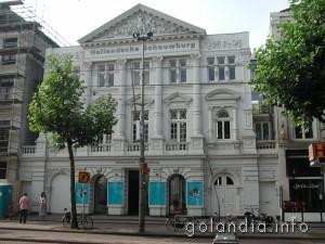 Оперный театр в Голландии