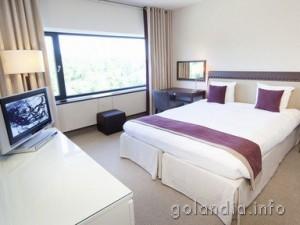 Отель Bel Air Hotel Гаага
