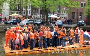 День рождения королевы Нидерландов