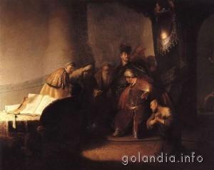 Рембрандт Иуда