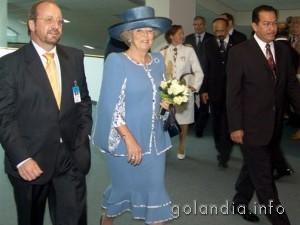 Инцидент с королевой Беатрикс