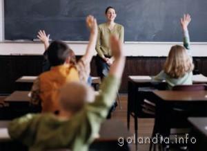 Начальное образование в Нидерландах