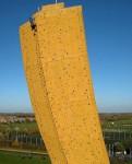 Самый высокий в мире скалодром