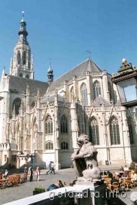 Церковь Grote kerk (Бреда)