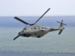 модернизация вертолетов в Нидерландах