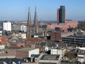 Тилбург (Tilburg) Нидерланды