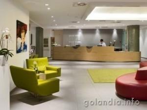 Отель Novotel City Centre Гаага