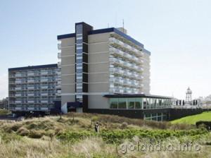 Отель NH Atlantic Гаага