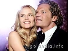 Свадьба русской модели и голландского бизнесмена