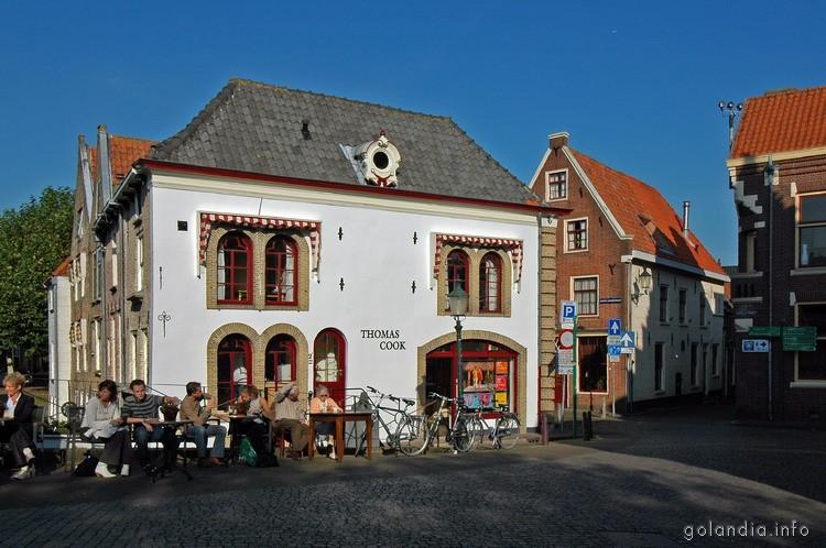 Кафе в Oudewater
