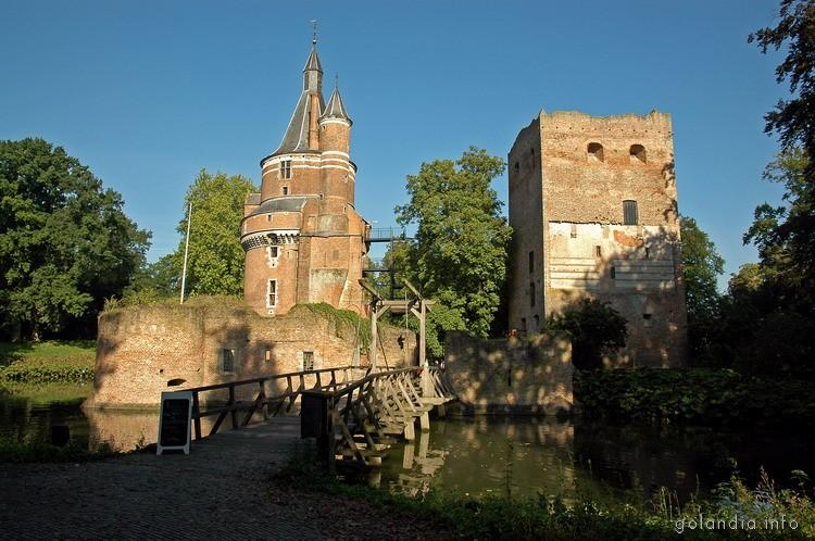 Старый замок в Дорне