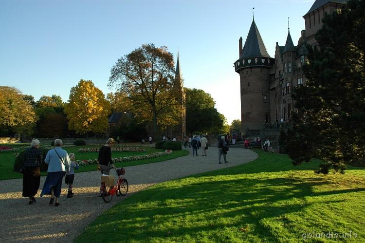 Окрестности замка де Хаар