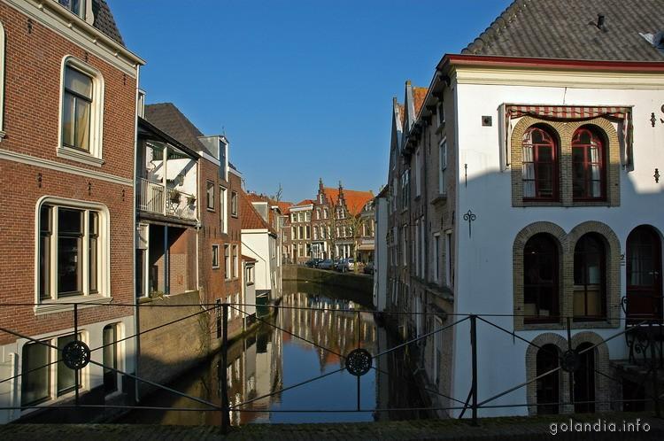 Oudewater - вторая Венеция