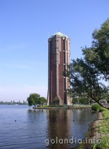 Алсмер, водяная башня