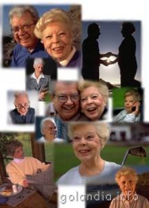 пенсионеры Голландии