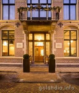 Отель Grand Hotel Алкмаар