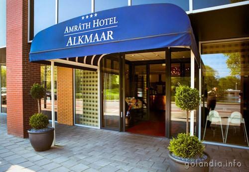 Отель Amrath Алкмаар