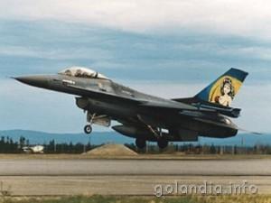 В Чили поступила партия истребителей F-16 с Нидерландов