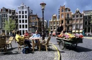 улицы амстердама