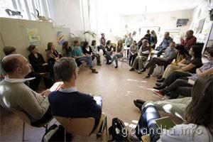 Встреча в Роттердаме