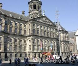 население Голландии