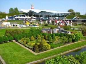 Парк Мадуродам в Гааге
