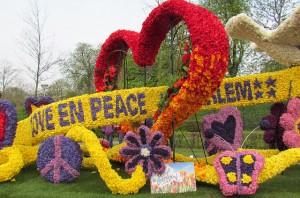 Цветочный фестиваль Bloemencorso