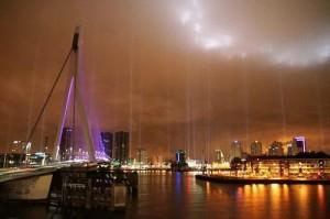Нидерланды порт Роттердама