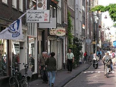 Отличный хостел в Амстердаме Bed & Breakfast La Festa (Амстердам)