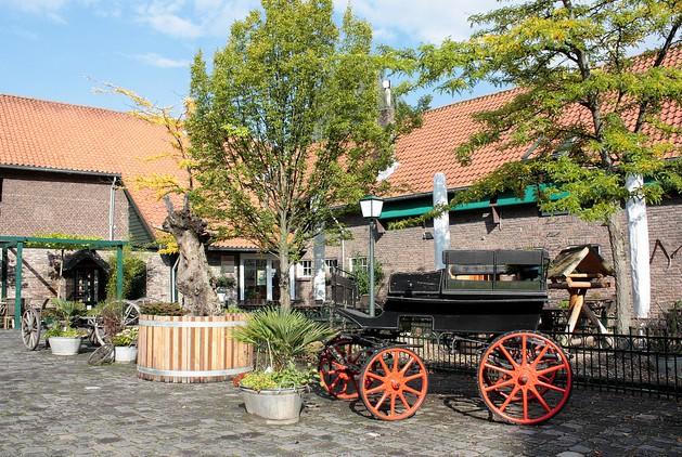Отель ресторан в Лимбурге Overste Hof  (Ландграаф)