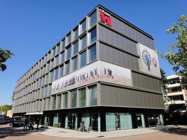 CitizenM Amsterdam City   самый модный отель в мире (Амстердам)