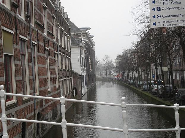 Hotel Grand Canal. Отель тюрьма (Делфт)