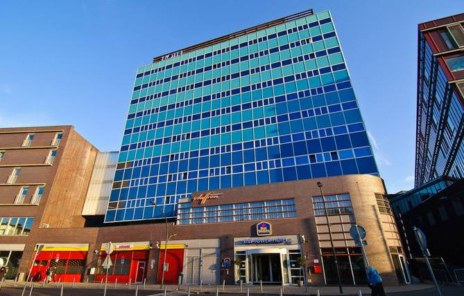 Best Western Blue Tower (Амстердам)