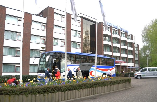 Grand Hotel Amstelveen. 4 звезды за смешные для Амстердама деньги (Амстердам)