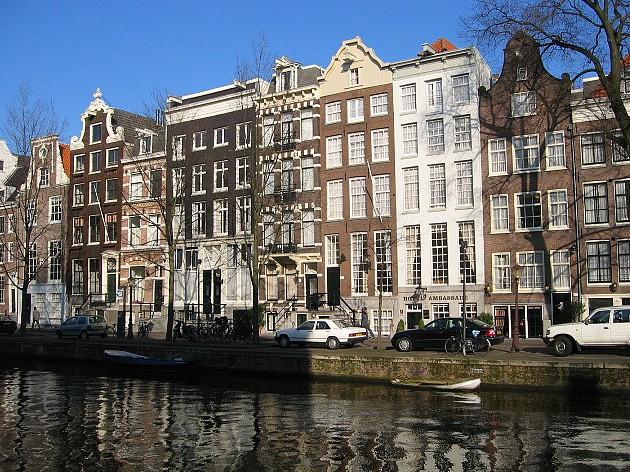 Ambassade Hotel. (Амстердам)
