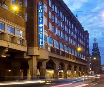 Хорошие гостиницы: Jolly Carlton (Амстердам)