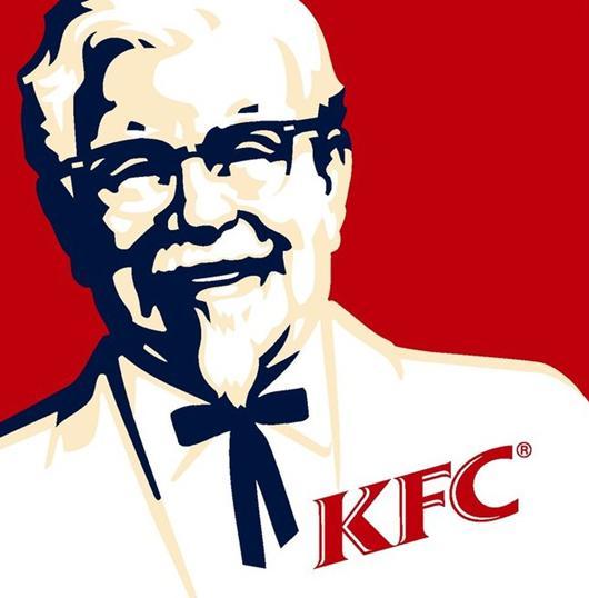 KFC. В соответствии с образцом (Гаага)
