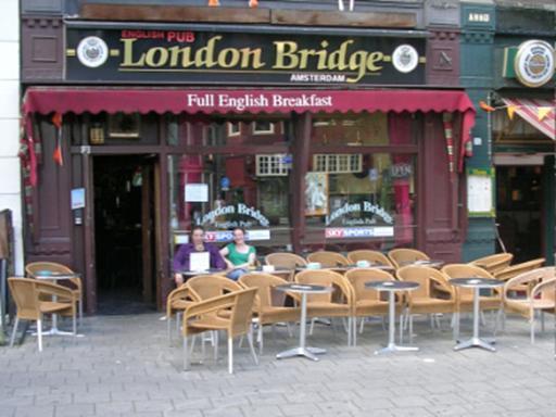 London Bridge. Почти как в Англии (Амстердам)