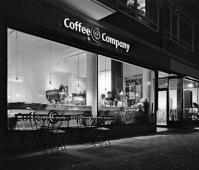 Coffee Company. Кофе по быстрому (Роттердам)
